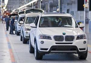 BMW позволил следить за сборкой X3 он-лайн