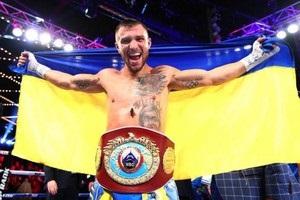 Ломаченко назвали лучшим боксером года