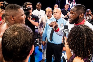 Президент WBC: Ортіс може зірвати плани Вайлдера