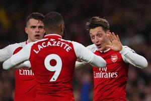 Арсенал сыграл вничью с Ливерпулем, забив три гола за пять минут