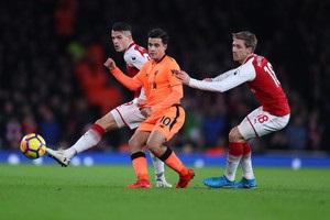Арсенал - Ливерпуль 3:3 видео голов и обзор матча