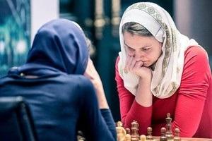 Музычук отказалась ехать на чемпионат мира по шахматам в Саудовскую Аравию