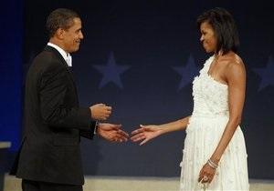 Мишель Обама впервые совершит зарубежный визит без мужа