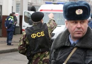 В Москве на остановке около академии ФСБ произошел взрыв