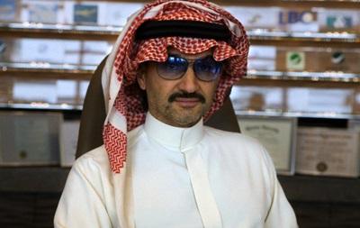 В Саудовской Аравии от принца требуют $6 миллиардов за свободу