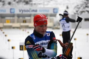 Біатлон: Блашко і Мігда - чемпіони України в спринті