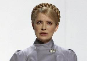 Тимошенко о теленовостях: Из человека с IQ близким к нулевой отметке создают лидера нации