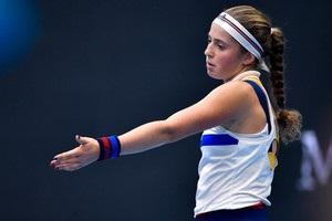 Остапенко сыграет с Сереной Уильямс в рамках выставочного турнира