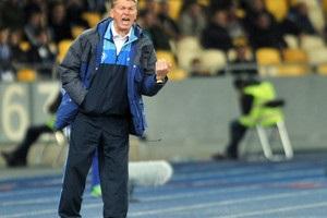 Блохін: Чимало футболістів не відповідають рівню чемпіонату України