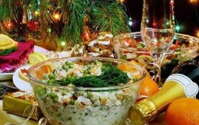 Празднование Нового года обойдется украинцам в 1700 грн – исследование