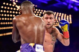 Порошенко поздравил Ломаченко со званием Лучший боксер года