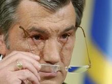 Ющенко готов распустить Раду