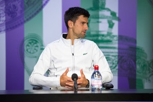 Джокович: В теннисе и в жизни моя цель – наслаждаться тем, что я делаю