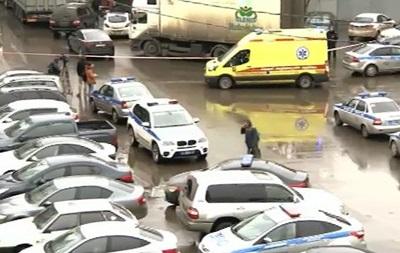 У Москві здався стрілок з  Меньшевика  - ЗМІ