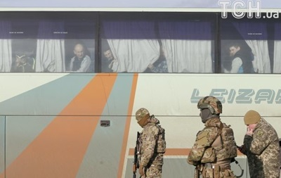 Экс-мэр Торецка спрятался в автобусе, чтобы его не вернули ДНР