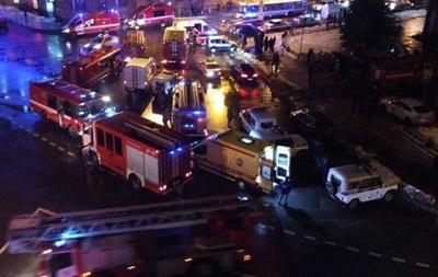 Вибух у Петербурзі: бомбу начинили елементами ураження