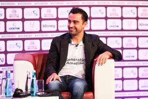 Хави: Cначала в Катаре на меня смотрели как на марсианина