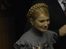 Тимошенко обещает наказать чиновников за аварию на шахте Засядько