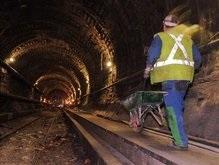 Пожар в туннеле под Ла-Маншем потушен
