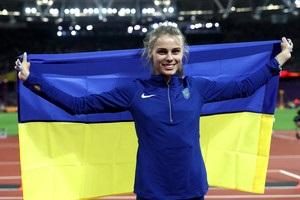 Левченко і Смелик - кращі легкоатлети 2017 року в Україні