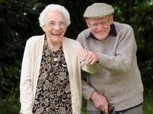 В Англии супруги отметили 80 лет совместной жизни