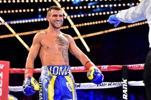 Ломаченко стал боксером 2017 года по версии HBO