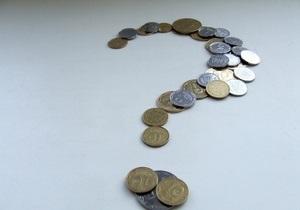 Бюджет Украины - Бюджетный голод грозит Украине падением гривны и ростом займов - Ъ