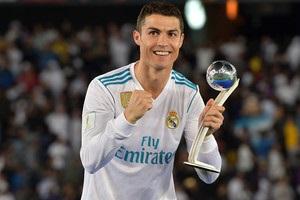 Роналду ответил на вопрос, куда он складывает выигранные награды