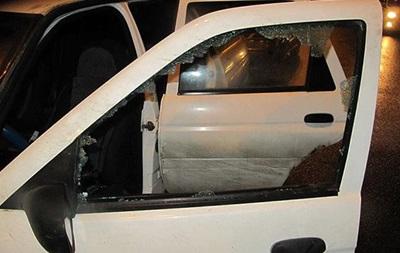 В Харькове из автомобиля вытащили $30 тысяч