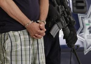 В Мексике задержали трех генералов, подозреваемых в связях с наркомафией