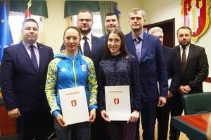 Невиданная щедрость: двум украинским спортсменам подарили квартиры в Луцке