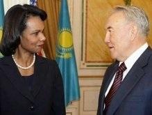 Райс: Москва не имеет права включать Казахстан в особую зону влияния