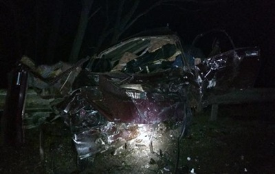 На окружной дороге Харькова в ДТП погибли трое
