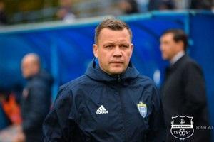 Верес призначив тренером білоруського фахівця Свіркова