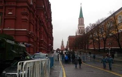 У Москві затримали підозрюваного у стрільбі на Красній площі