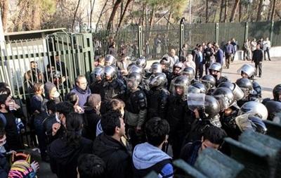 Протесты в Иране: погибли два человека