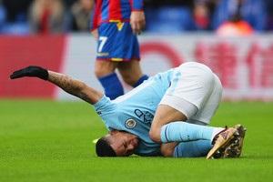 Жезус не сумел сдержать слез, покидая поле после травмы
