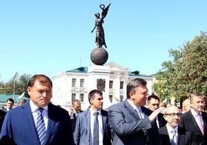 Янукович рассказал о том, как Украина смогла провести Евро-2012 в условиях кризиса