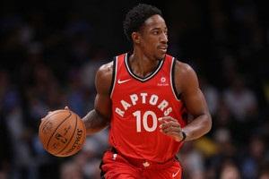 ДеРозан набрав 52 очки за матч і встановив новий рекорд Торонто