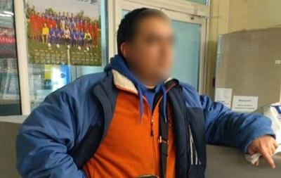 В Днепре на краже в супермаркете поймали депутата