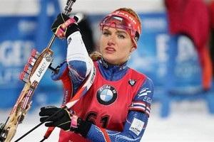 Біатлон: Коукалова відклала своє повернення