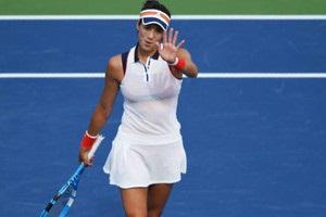 Мугуруса знялася з турніру в Брісбені, втративши шанс стати першою ракеткою