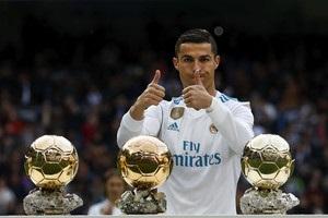 Реал намагається втримати Роналду великими грошима