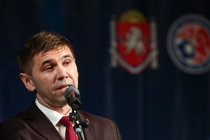 ФІФА усно підтвердила, що в Криму можуть з явитися фан-зони під час ЧС-20