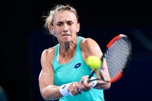 Цуренко зачохлила ракетку у другому колі турніру в Брисбені