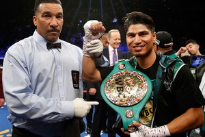 Президент WBC: Майки Гарсия обязан дать бой Хорхе Линаресу