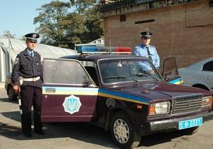 На Буковине сотрудники ГАИ применили оружие для задержания нетрезвого водителя