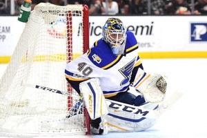 Невероятный сейв Хаттона возглавил десятку лучших моментов недели в НХЛ