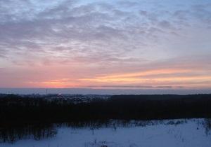 Прогноз погоды: Украину засыплет мокрым снегом
