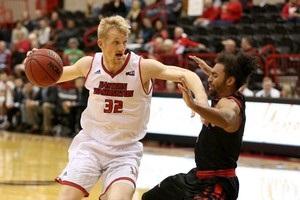 Баскетболист из Украины – игрок месяца в университете Восточного Вашингтона